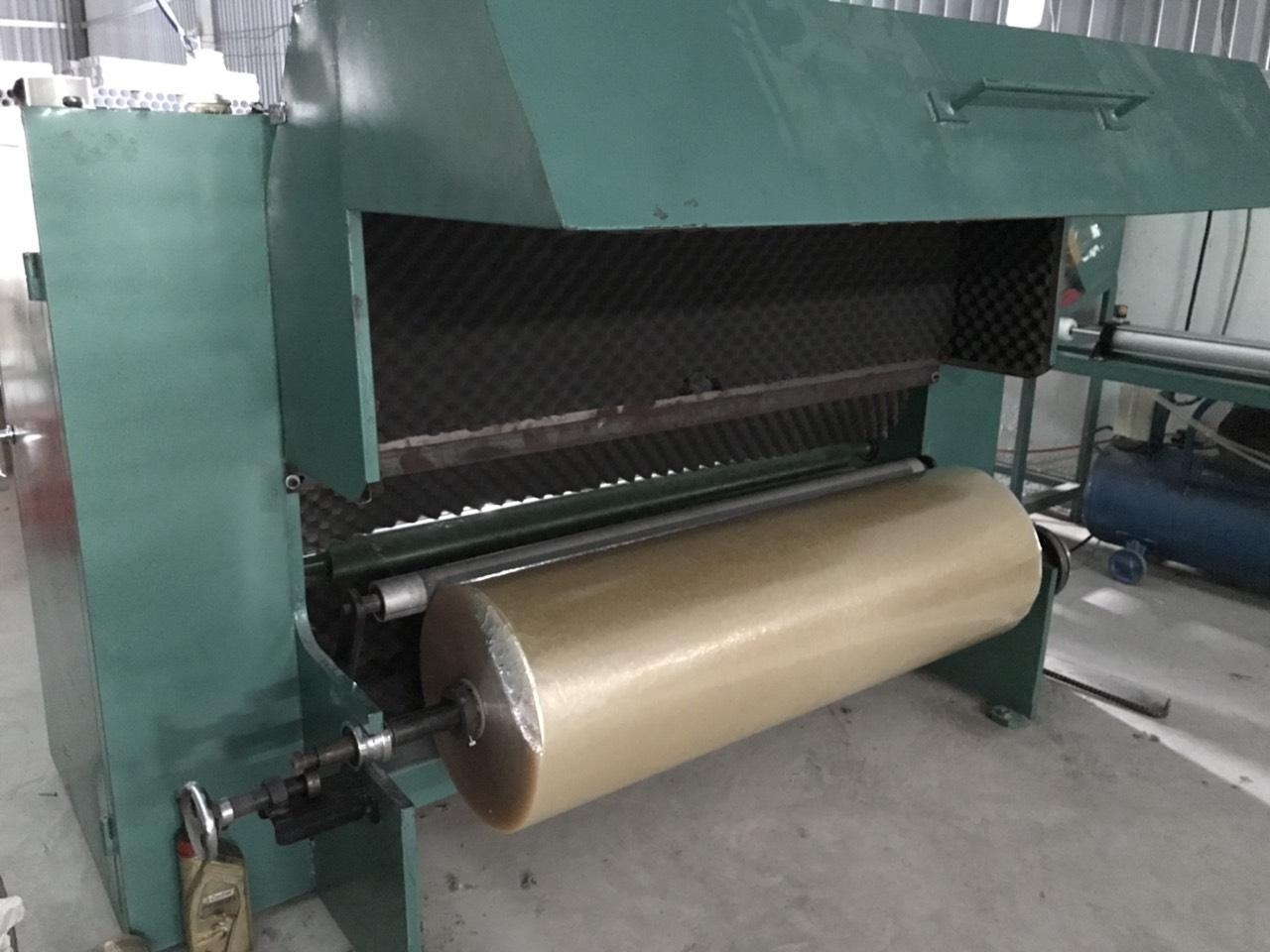 quy trình công nghệ sản xuất băng dính