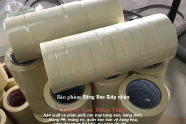 Giới thiệu về băng keo giấy được phân phối bởi công ty băng keo Cao Đông Thịnh
